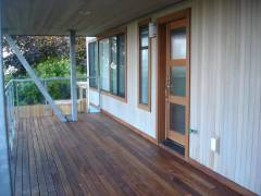 West Seattle - Exterior Full House & Deck Refinish and Stain