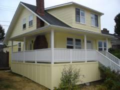 West Seattle - Exterior Lead Paint Remediation
